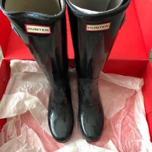 HUNTER Rain Boots - Original Refined Gloss